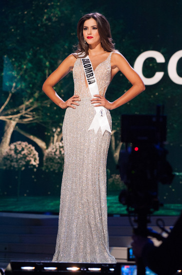 e1ea9fc8f39 4th Runner Up Colombia-Paulina Vega Dieppa Paulina has the body and gown in  addition to the crowd support to propel her into the top 5.