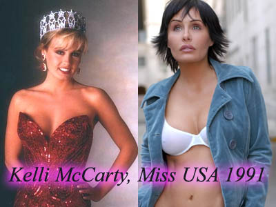 Miss Teen USA 1991- 12 Semi-Finalists -