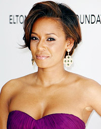 Mel B., Co-Host for Miss Universe 2013