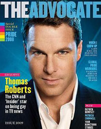 Thomas Roberts, Co-Host for Miss Universe 2013