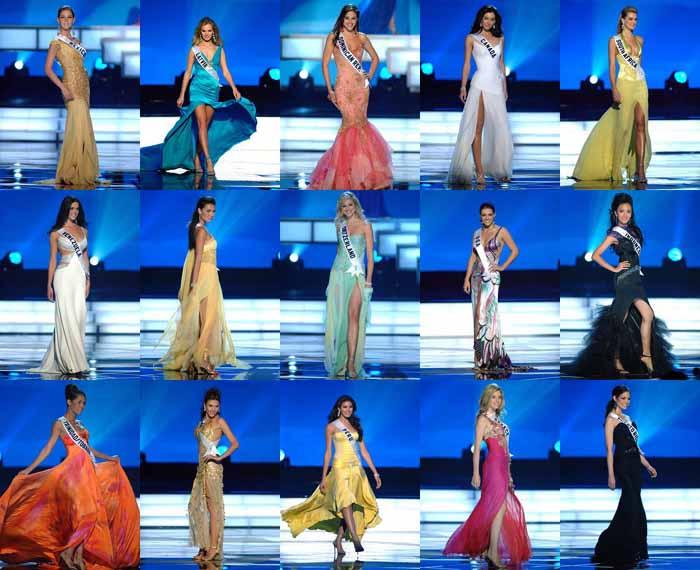 Miss Puerto Rico, Zuleyka Rivera, Wins Miss Universe 2006