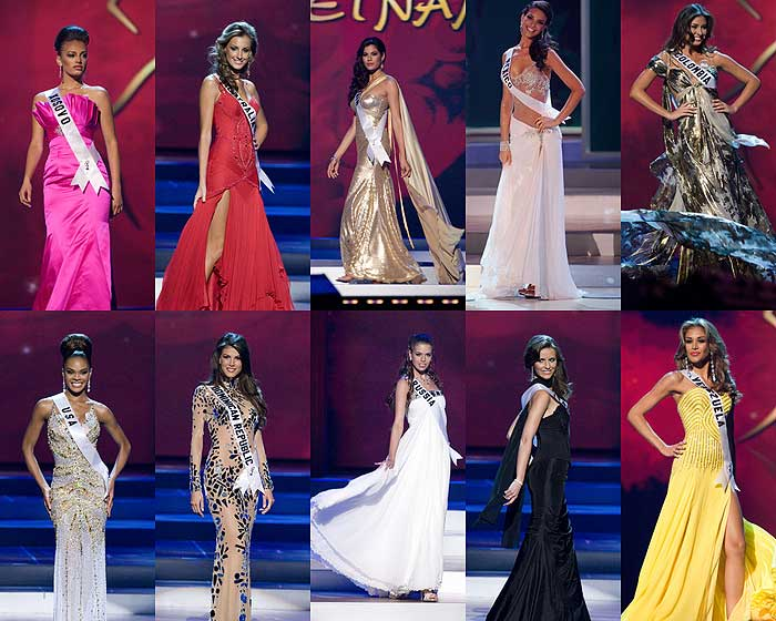 Thoughts of Miss Universe 2008