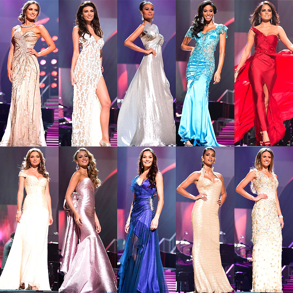 Thoughts of Miss Universe 2010