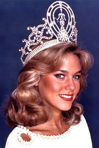 Shawn Weatherly-Miss Universe 1980