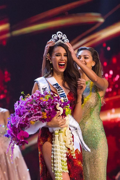 Thoughts of Miss Universe 2018