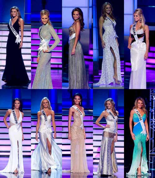 Thoughts of Miss USA 2008
