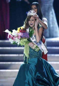 Alyssa Campanella crowned Miss USA