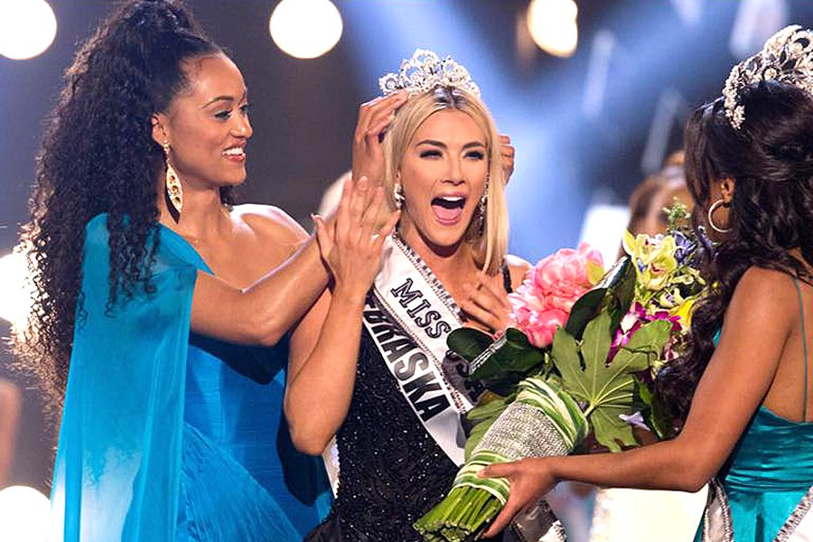 Thoughts of Miss USA 2018