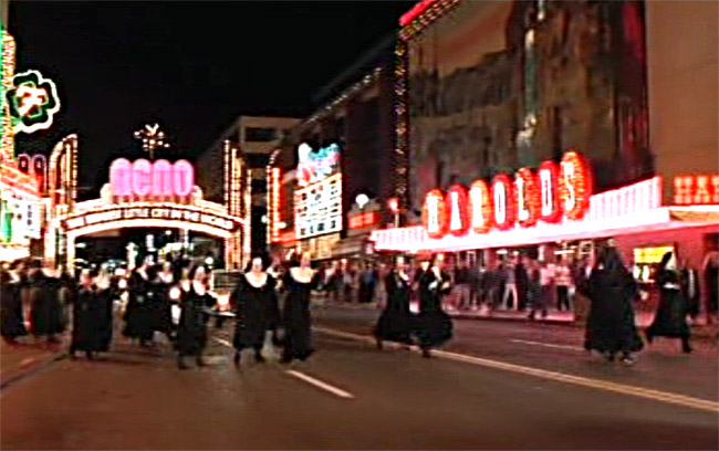 Nuns on the Run in Reno
