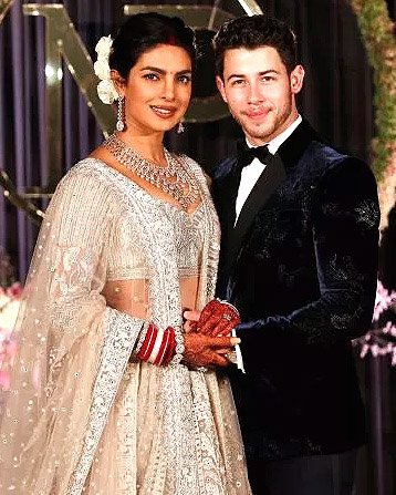Priyanka Chopra-Miss World 2000 and Nick Jonas